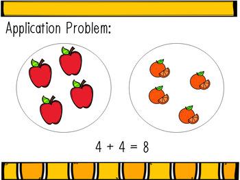 Kindergarten Engage New York(Eureka Math) Module 4 Lessons 11-20 Power Points