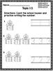 Kindergarten Envision Math Topic 1 Worksheets