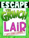 Kindergarten Escape Room: Escape the Grinch's Lair (Learni