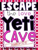 Kindergarten Escape Room: Valentines Day