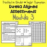 Kindergarten Math Module 3 Assessment