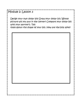 Kindergarten Eureka/Engage NY Math Module 2 Application Problems