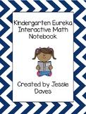 Kindergarten Eureka Math Interactive Notebook Module A; To