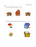 Kindergarten Eureka Math Module 1 Assessment