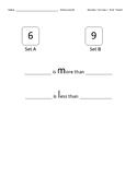 Kindergarten Eureka Math Module 3 Lessons 28-31