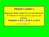 Kindergarten Eureka Math Module 4 Lessons 1-41