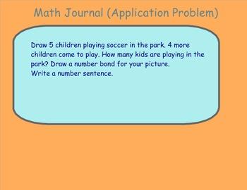 Kindergarten Eureka Math Module 4 Lessons 31-41