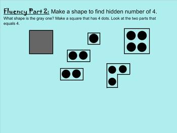 Kindergarten Eureka Math Module 6 Lessons 1-8