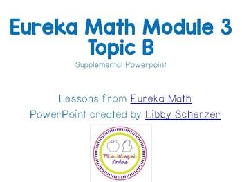 Kindergarten Eureka Math Supplemental Powerpoint- Module 3, Topic B