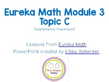 Kindergarten Eureka Math Supplemental Powerpoint- Module 3, Topic C