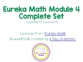 Kindergarten Eureka Math Supplemental Powerpoint- Module 4 Complete Set