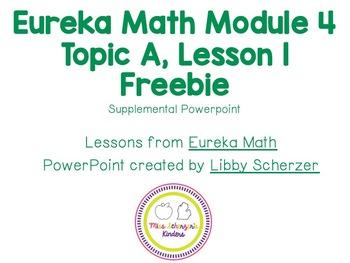kindergarten eureka math supplemental powerpoint module 4 lesson 1