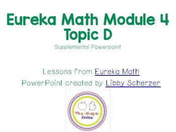 Kindergarten Eureka Math Supplemental Powerpoint- Module 4, Topic D