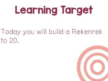 Kindergarten Eureka Math Supplemental Powerpoint- Module 5, Topic C