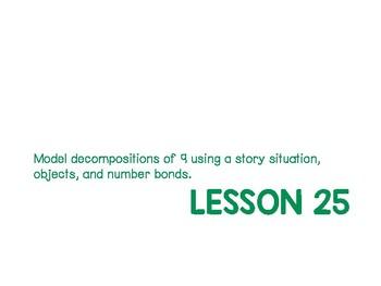 Kindergarten Eureka Math Supplemental Powerpoints- Growing Bundle (1 &2)