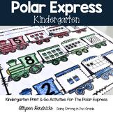 Kindergarten Express - Easy Prep Printable Activities & Ga