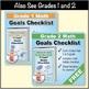 Kindergarten FREE Checklist of Math Goals for Common Core