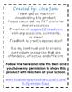 Kindergarten Fact Opinion Valentine Writing