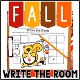 Kindergarten Fall Literacy Center - Beginning Sound Write the Room
