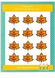 Kindergarten: Fall Themed Counting Charts