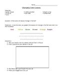 Core Knowledge - Kindergarten - Fall Unit - Leaf Chromotography