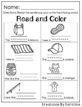 Kindergarten. Farfallina and Marcel. Unit 3 Week 4 Reading Street
