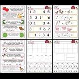 Kindergarten Farm Lit and Math Unit