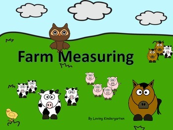Kindergarten Farm Measurement