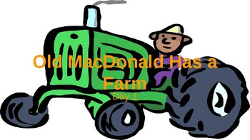 Kindergarten Farm Vocabulary PowerPoint Unit 5 ENGAGE NY