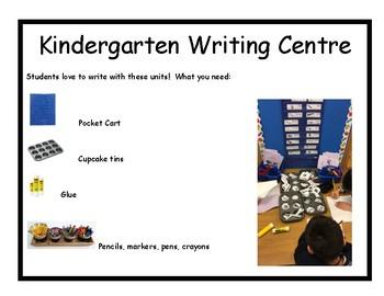 Kindergarten Farm Writing Centre