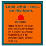 Kindergarten  Farm theme