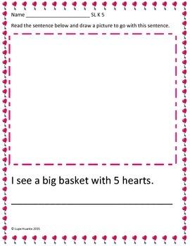 Kindergarten February Activities