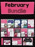 Kindergarten February Bundle