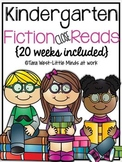 Kindergarten Fiction Close Reads {25 Weeks Included}