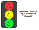 Kindergarten / First Grade Fry's 1st One Hundred Stop, Thi