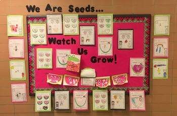 Kindergarten-First Grade Goal Setting…. Student Growth Display