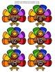 Kindergarten/First Grade Math Centers {{Thanksgiving}}