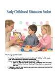 A Kindergarten / First Grade Morning Meeting with Script a