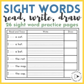Sentence Writing Worksheets Teachers Pay Teachers - 38+ Kindergarten Free Sentence Writing Worksheets Gif