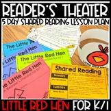 Kindergarten/First Grade Reader's Theater: The Little Red Hen