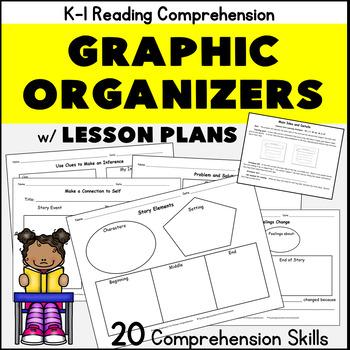 Kindergarten First Grade Reading Comprehension: Graphic Or