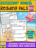 Kindergarten First Grade Reading Comprehension - Reading P