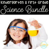 Kindergarten & First Grade Science Bundle of Resources