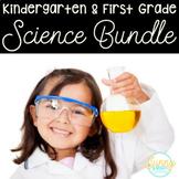 Kindergarten & First Grade Science Bundle of Resources #bundleupwithtpt