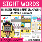 Dolche Kindergarten, First Grade Sight Words Practice Goog