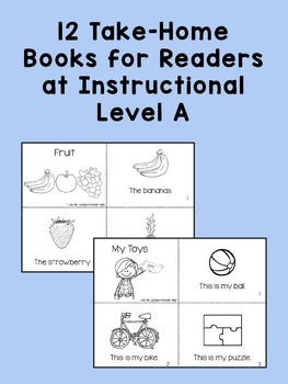Free download kindergarten reading books