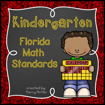 Kindergarten Florida Math Standards