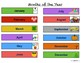 Kindergarten Fluency Folder: Drill Basic Skills and Master Standards!