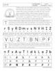 Kindergarten Fluency Bundle • Sight Word Letter Sound Nonsense Word Fluency