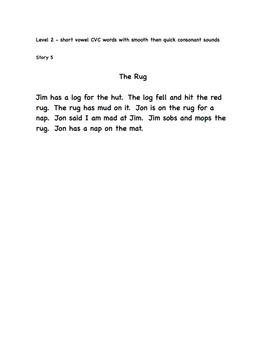 Kindergarten Fluency Pack - DOLCH